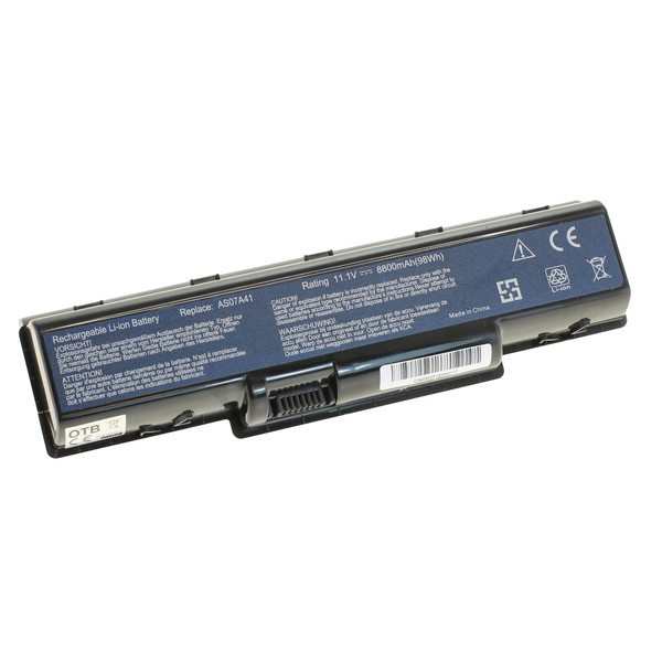 Laptop accu Acer AS07A31 AS07A41 AS07A52 AS07A72 AS07A71 8800mAh