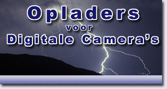 Opladers voor Digitale Camera's